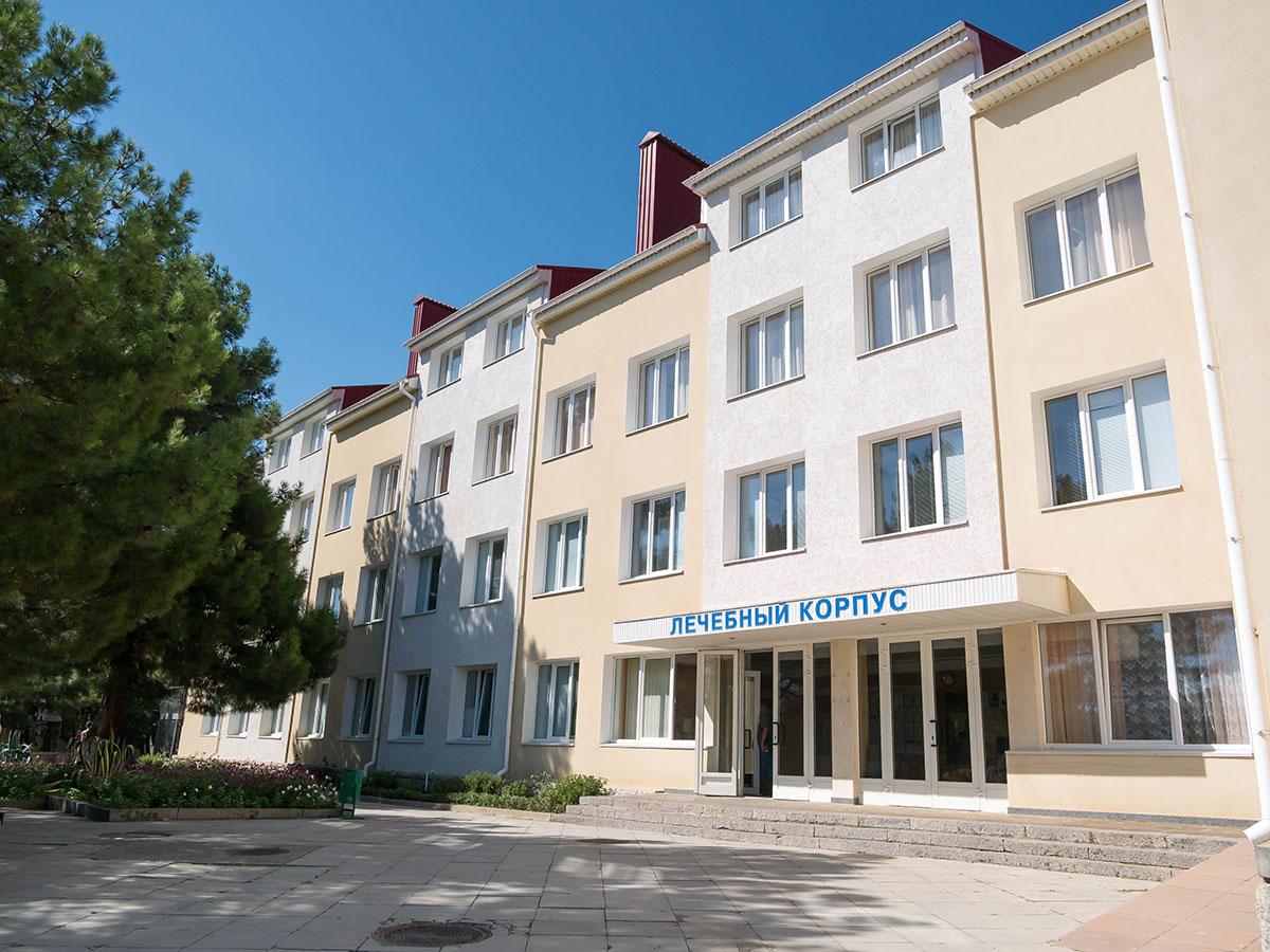 Санаторно-курортное лечение в Крыму, ТОК Судак