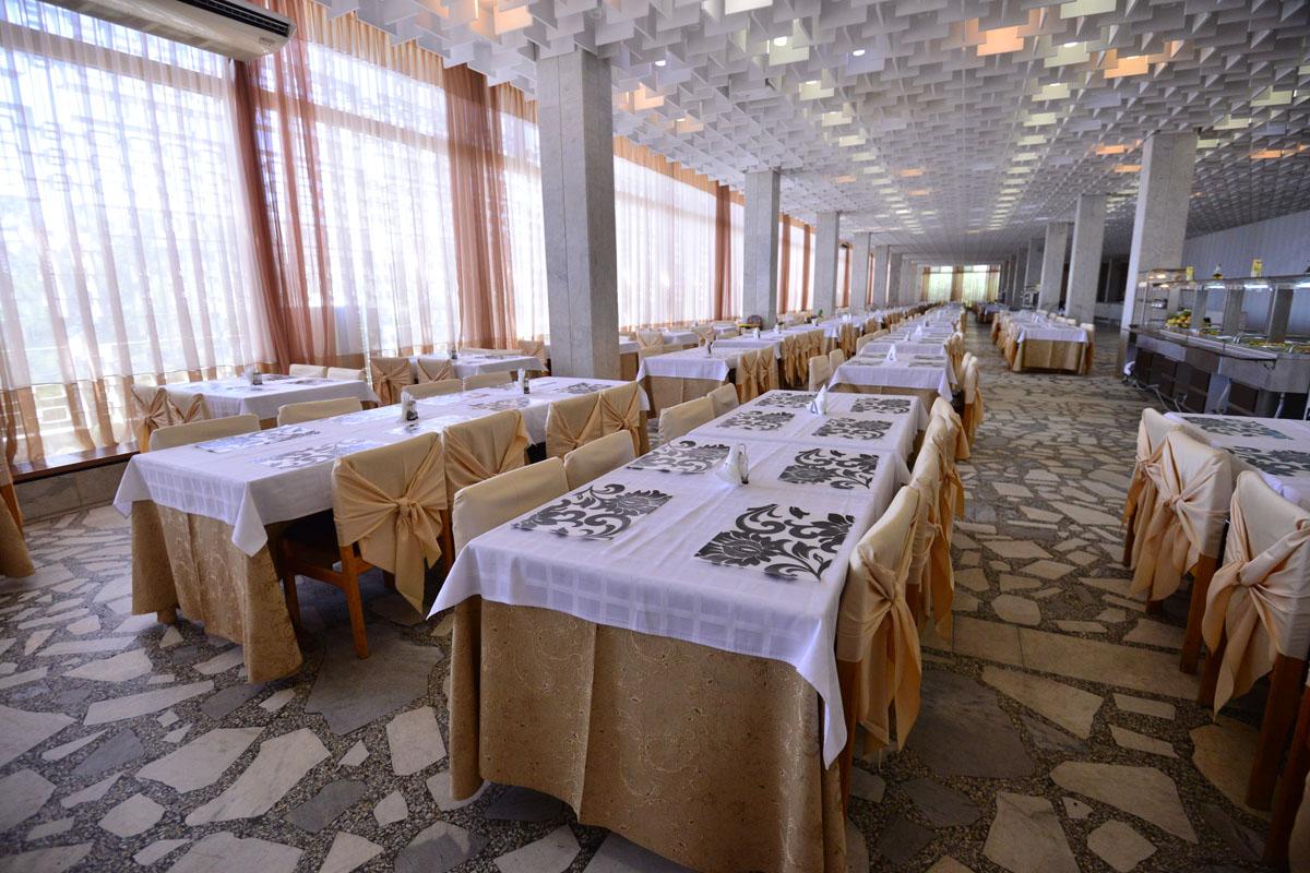 Ресторан, ТОК Судак в Крыму
